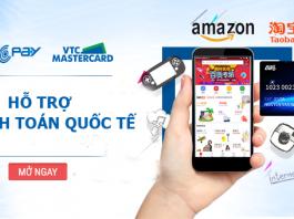 mua hàng amazon nhờ thẻ masteecard