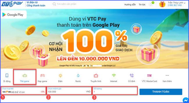 huong dan mua the vcoin gia re tren web 2
