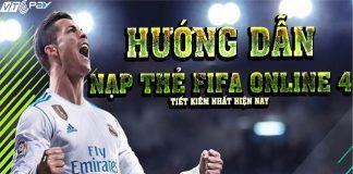 hướng dẫn nạp thẻ FIFA Online 4 - mua thẻ Garena