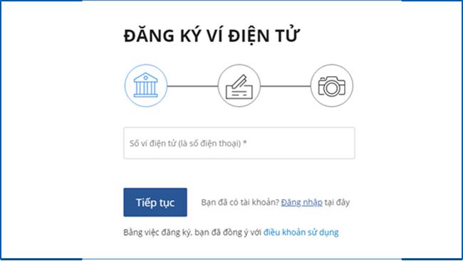 Cách sử dụng ví điện tử - hướng dẫn đăng ký ví điện tử VTC Pay