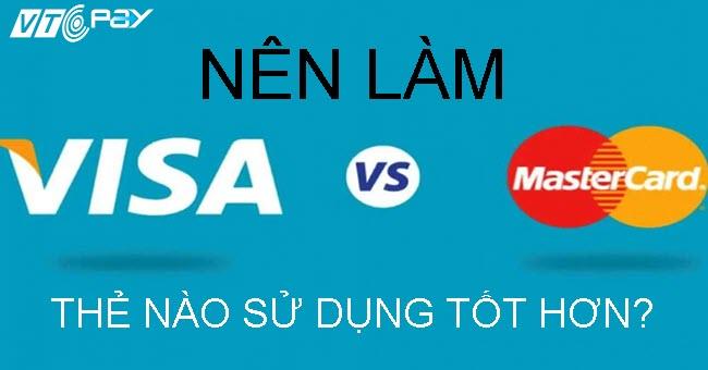 nen dung the Visa hay Mastercard