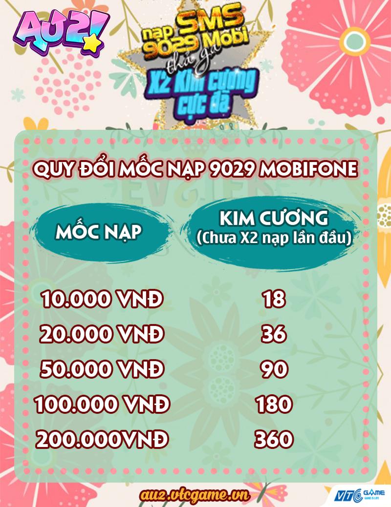 nap-kim-cuong-au-2-sms-mobifone