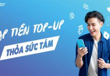 NAP TIEN TOP UP VTC PAY