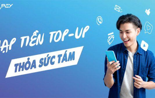 NAP TIEN TOP UP VTC PAY