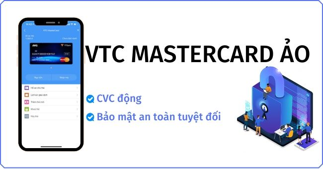 VTC Mastercard ảo
