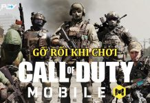 Thắc mắc trong Call of Duty Mobile VN