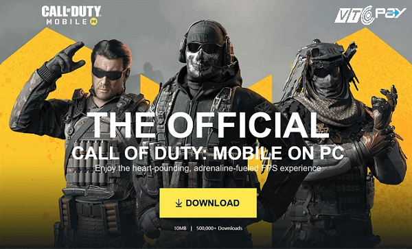 Chơi Call of Duty Mobile VN bằng GameLoop