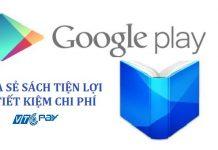 Google Play Sách chia sẻ thư viện gia đình