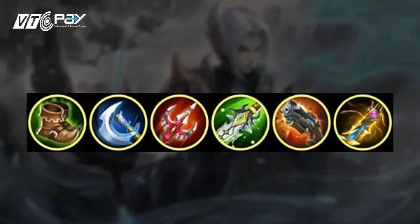 Lên đồ cho Mobile Legends Ling