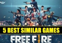 game giống free fire