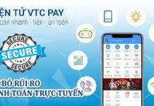 VTC Pay loại bbor rủi ro thanh toán điện tử