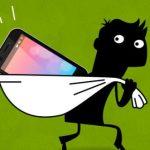 Thanh toán điện tử phòng tránh rủi ro mất điện thoại