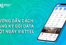 Gói data một ngày Viettel