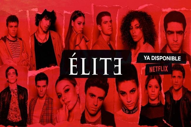 Netflix TV series Elite