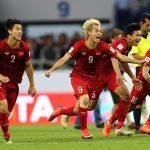 hình ảnh đội tuyển Việt Nam vòng loại World Cup 2022