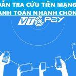 tra cứu tiền mạng VNPT và thanh toán nhanh chóng