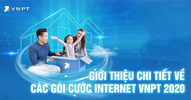 Gói cước Internet VNPT