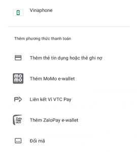 thanh toan google play