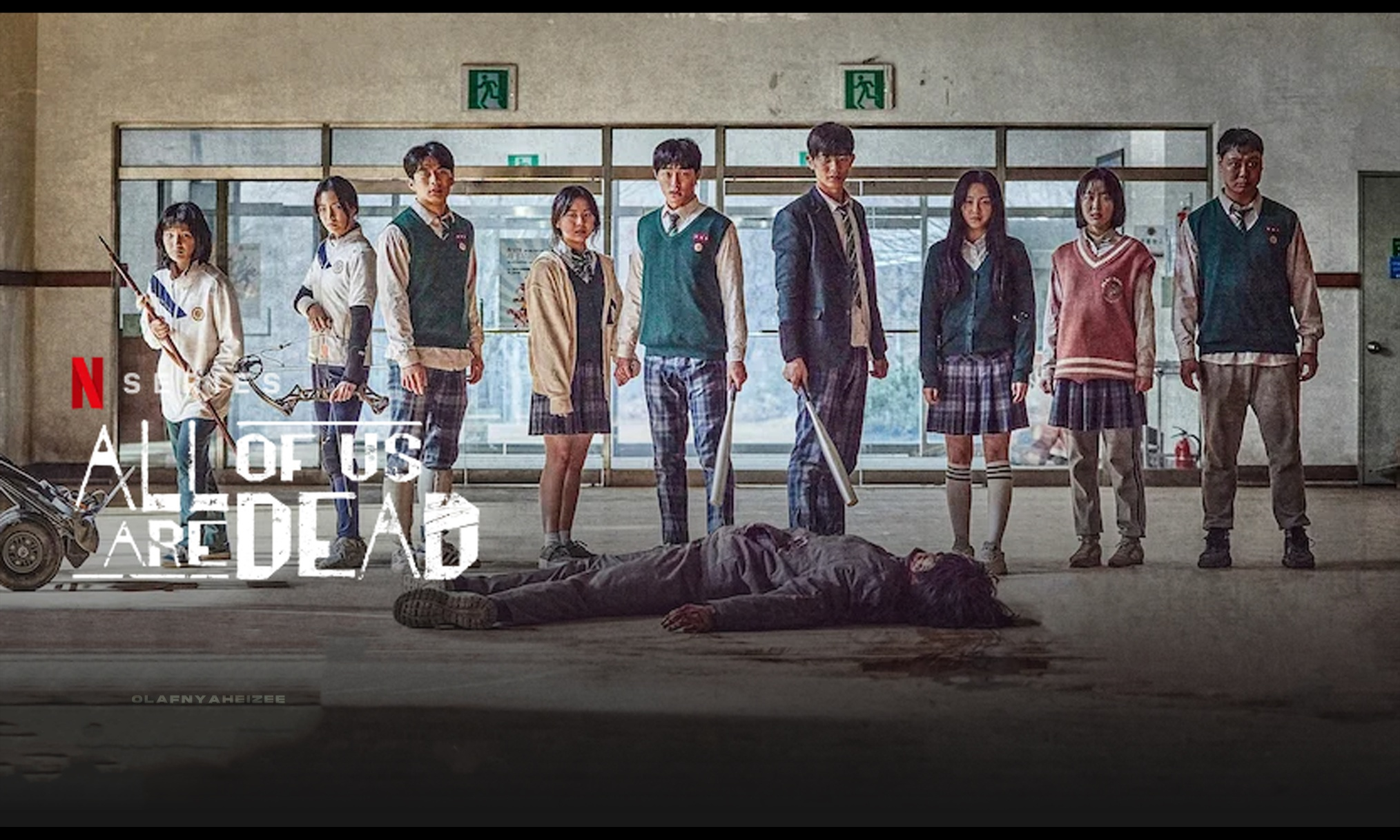 All Of Us Are Dead (Ngôi Trường Xác Sống)