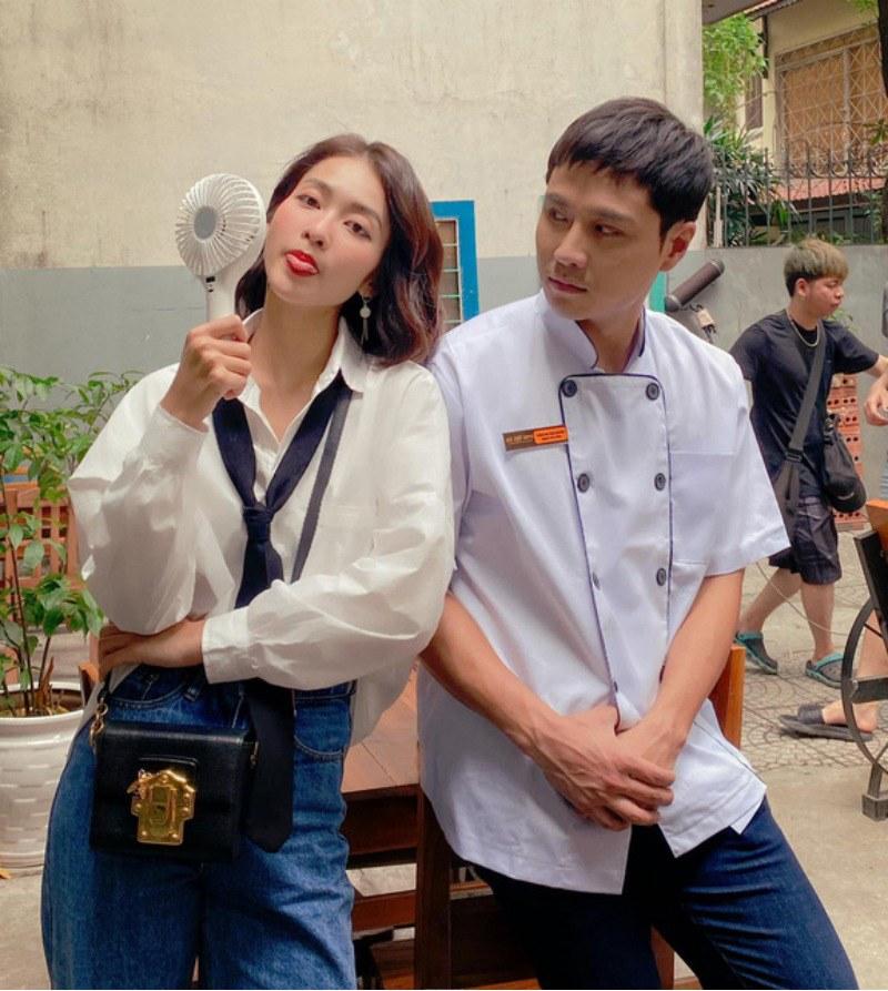 cặp đôi Thanh Sơn - Khả Ngân