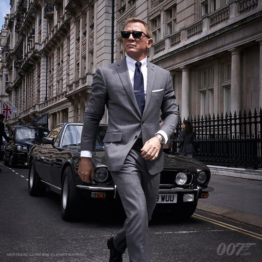 Điệp viên 007 - No time to die