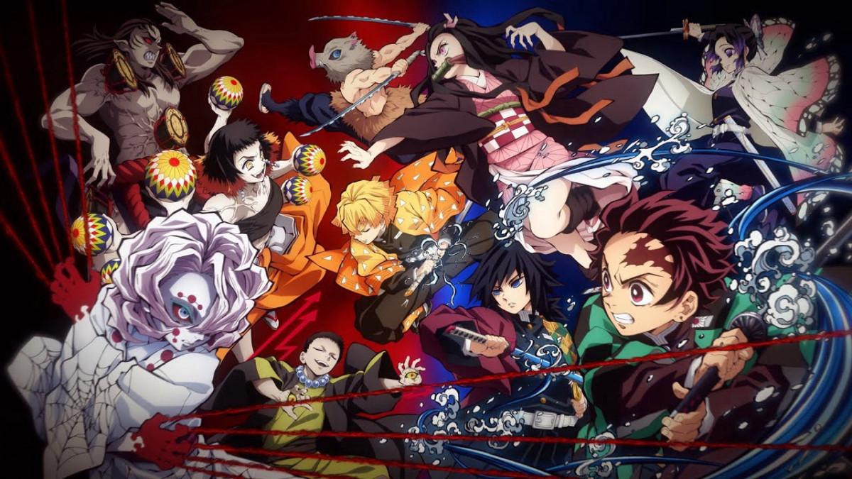 thanh gươm diệt quỷ mùa 2 anime nhật bản