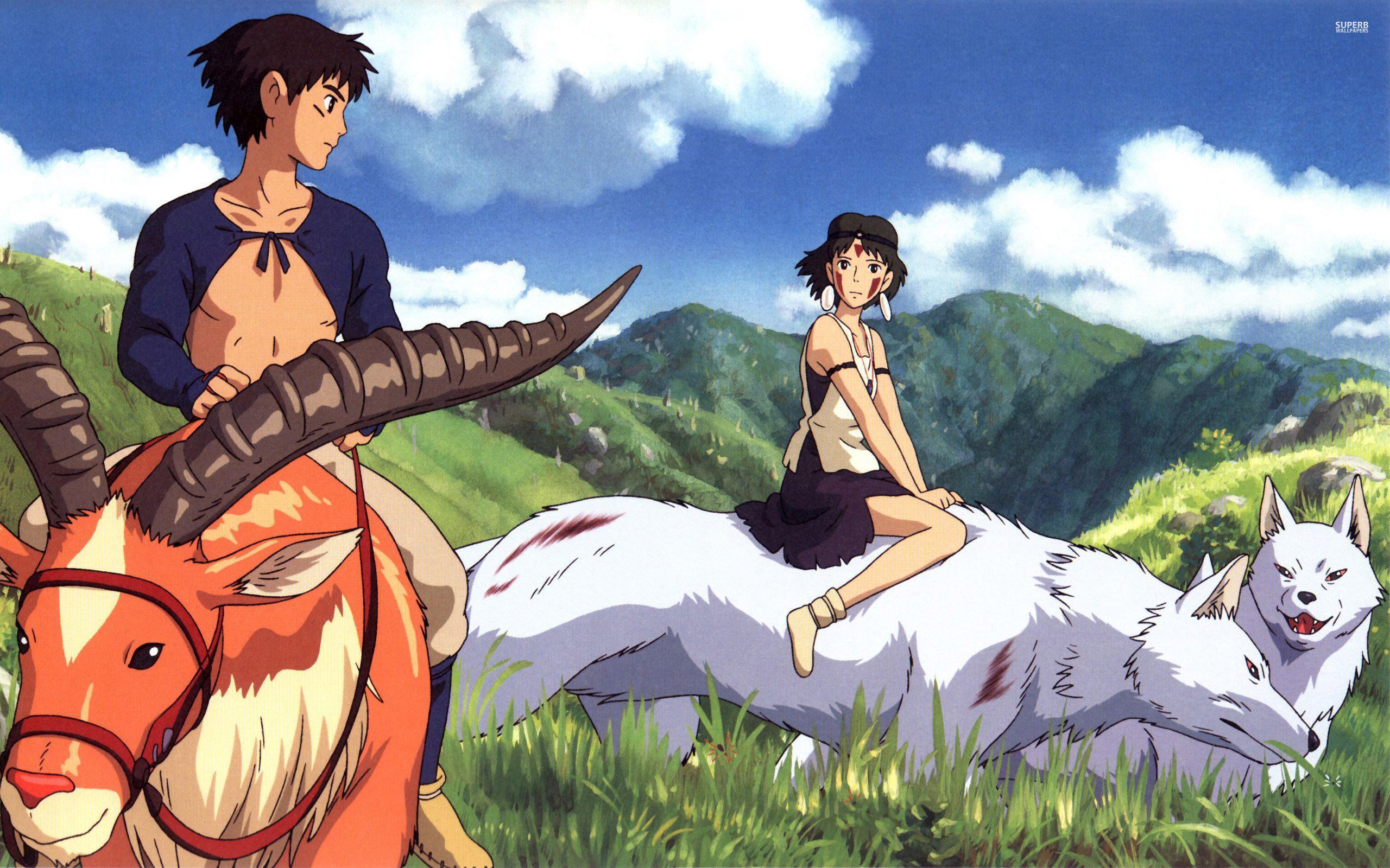 Phim Ghibli Công chúa soi hay nhất