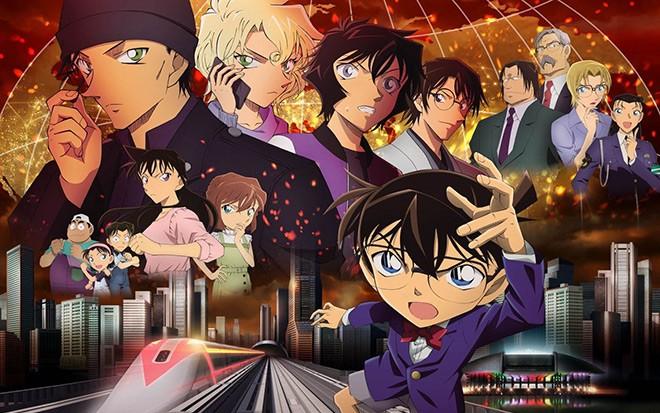 Trung Quốc cấm phim hoạt hình Conan