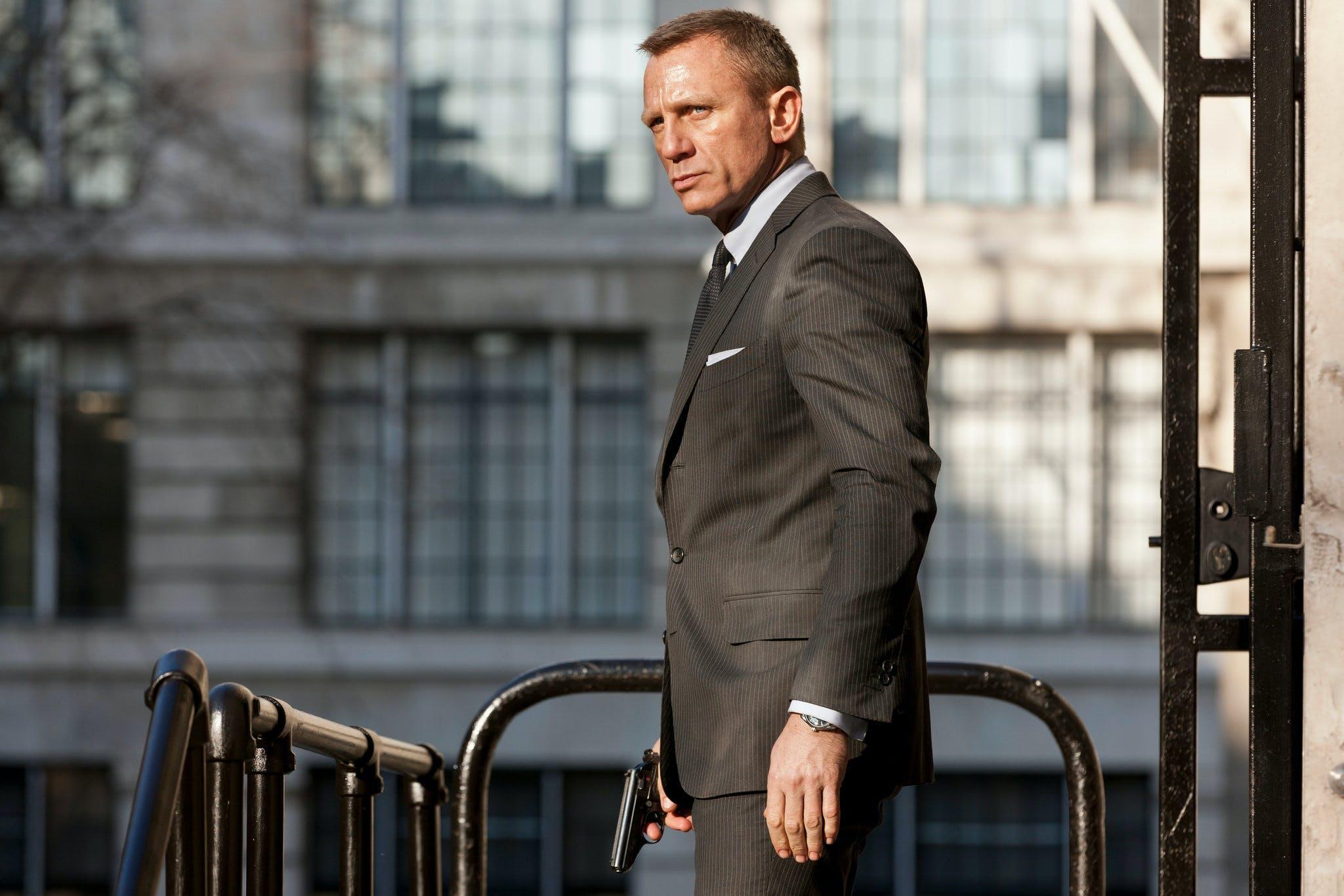 daniel craig điệp viên 007